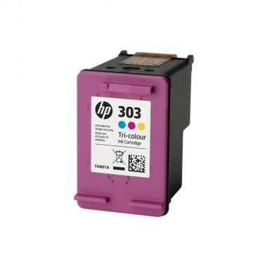 HP N.303 INK COL. Envy 7830, 7130, 6200 , T6N01AE